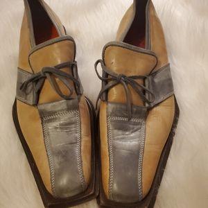 Estillo fine leather shoes. Made in Turkey